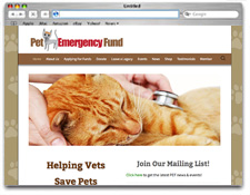 Pet Emergency Fund