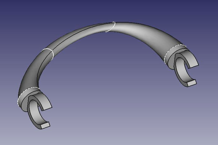 3D Sample CAD Drawing